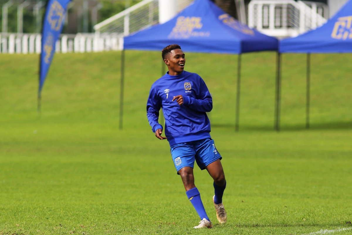 """Cape Town City Fc Twitter: Cape Town City FC On Twitter: """"Gift Links The Baller 🔵"""