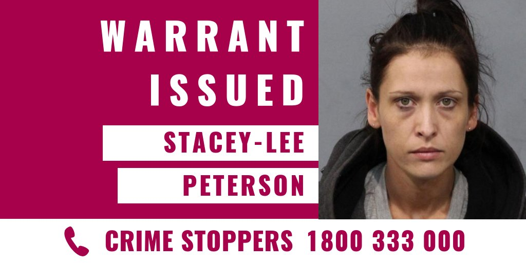 Police are appealing for public assistance to help locate Stacey-Lee Peterson. More → https://t.co/iJLJ8SvOFg