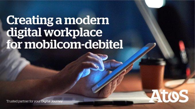 El lugar de trabajo digital de Atos ayuda a las empresas a mejorar la...