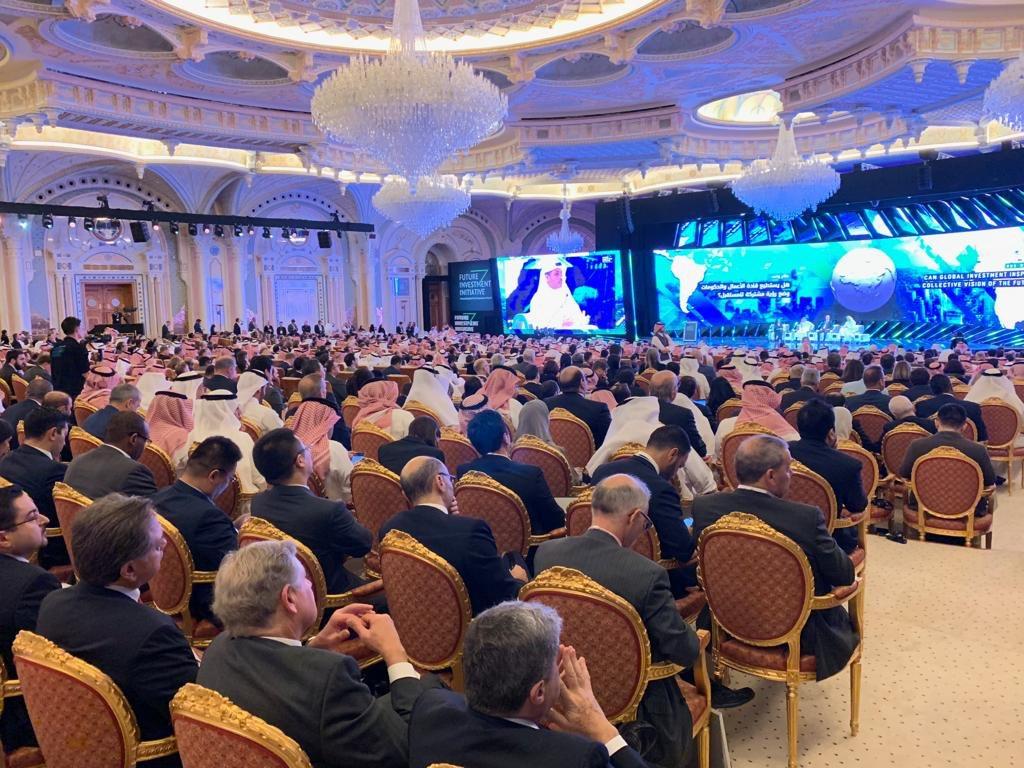ᆰᄃᄄᄍネᄃ ᆰᄎᄋハᆰニᄃ ᄃトᆴᄃᄉᄅ トᆲトᄈᄃᆰ #ナᄄᄃᆵᄆᄅ_ナᄈᆰツᄄト_ᄃトᄃᄈᆰᆱナᄃᄆ ᄍトノ ᆳᄈᄃᄄ @alarabiya_event ネ @alarabiya_bn   #FII2018 https://t.co/oJ2BPJ0VAR
