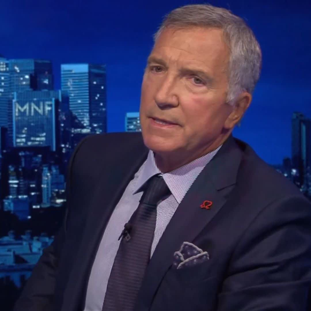 An emotional Graeme Souness opens up on his time as manager of Liverpool. https://t.co/sDKZNZ038j