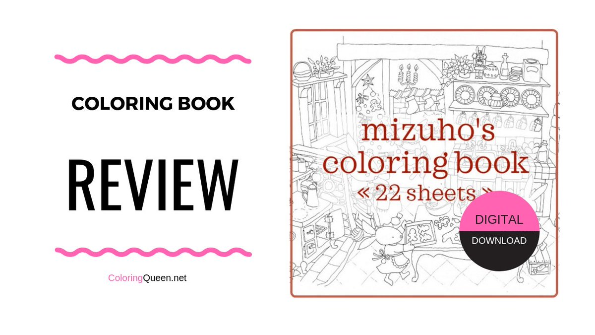 Coloring Queen On Twitter If You 3 Whimsical Coloring Books