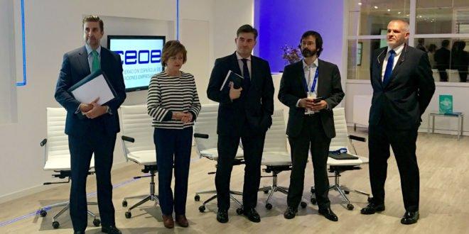 Atos quiere impulsar a España en la carrera europea por la digitalización - via...