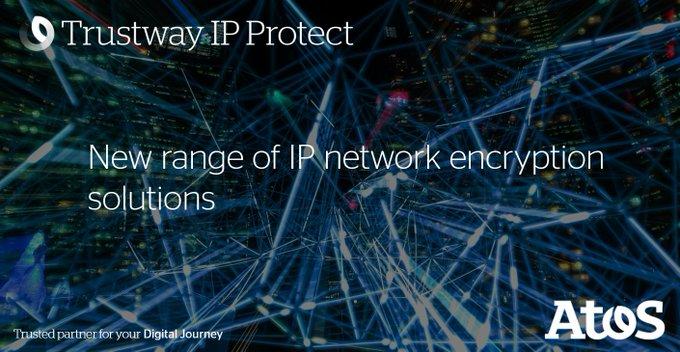 Entdecken Sie mit Trustway IP Protect eine neue Netzwerk #Encryption Lösung zum Schutz Ihres...