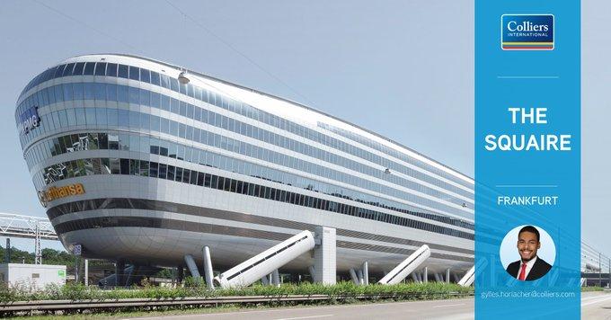 Objekt der Woche: #Frankfurt<br><br>Ready for take off! Im Top-Objekt &quot;The Squaire&quot; können wir Ihnen aktuell insgesamt 11.199 m² hochmoderne und flexibel teilbare Bürofläche direkt am #Flughafen anbieten. Alle Informationen zum Objekt finden Sie hier:  t.co/vNjTFPdLHJ