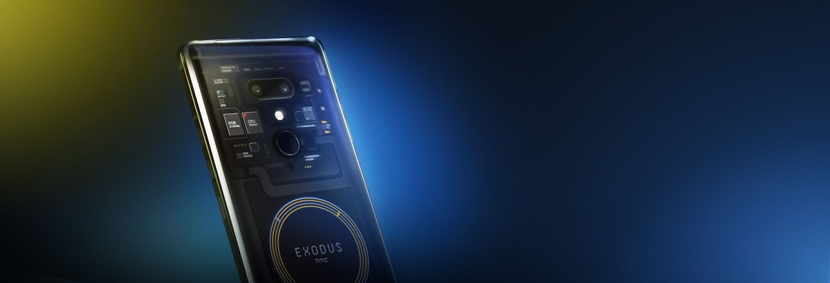 HTC's blockchain phone is ready for preorder https://t.co/ZsYrbNWevm