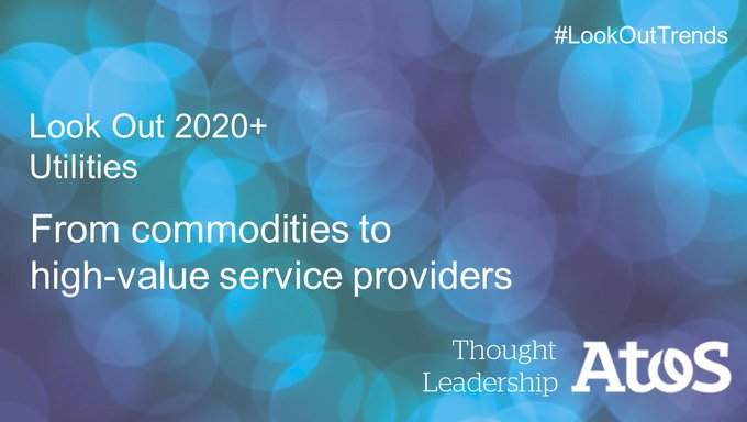 #Utilities industry is entering a new era. What is the best practice for...