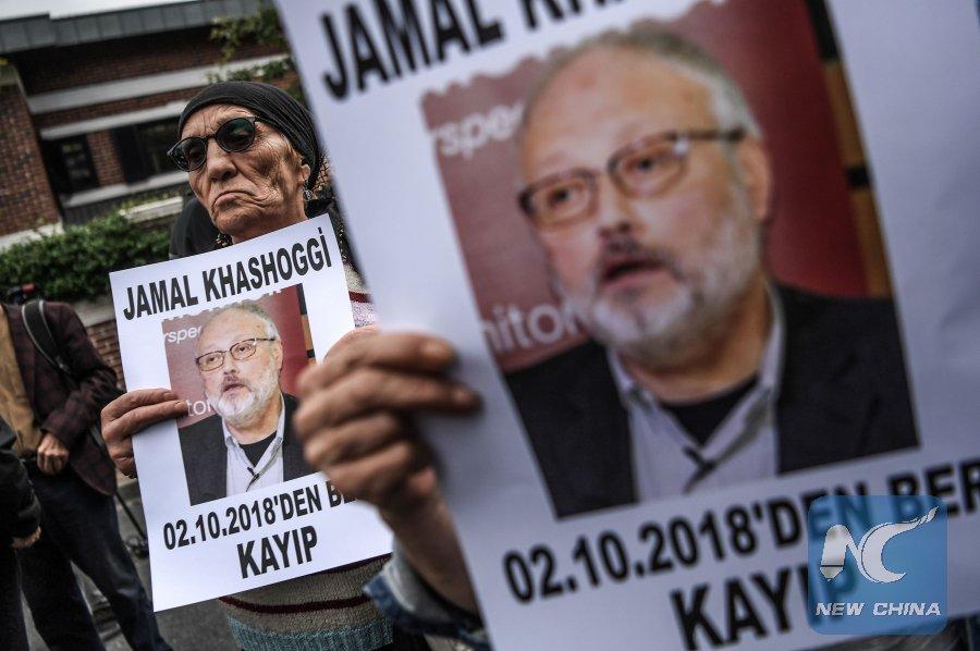 #BREAKING: Body of Saudi journalist #JamalKhashoggi found