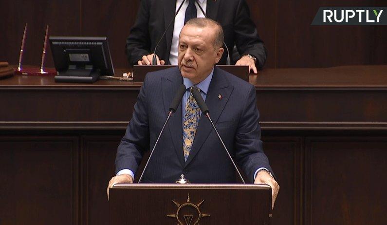 Erdogan speaks on Jamal Khashoggi death probe    WATCH LIVE: https://t.co/bYT3V8aoTz