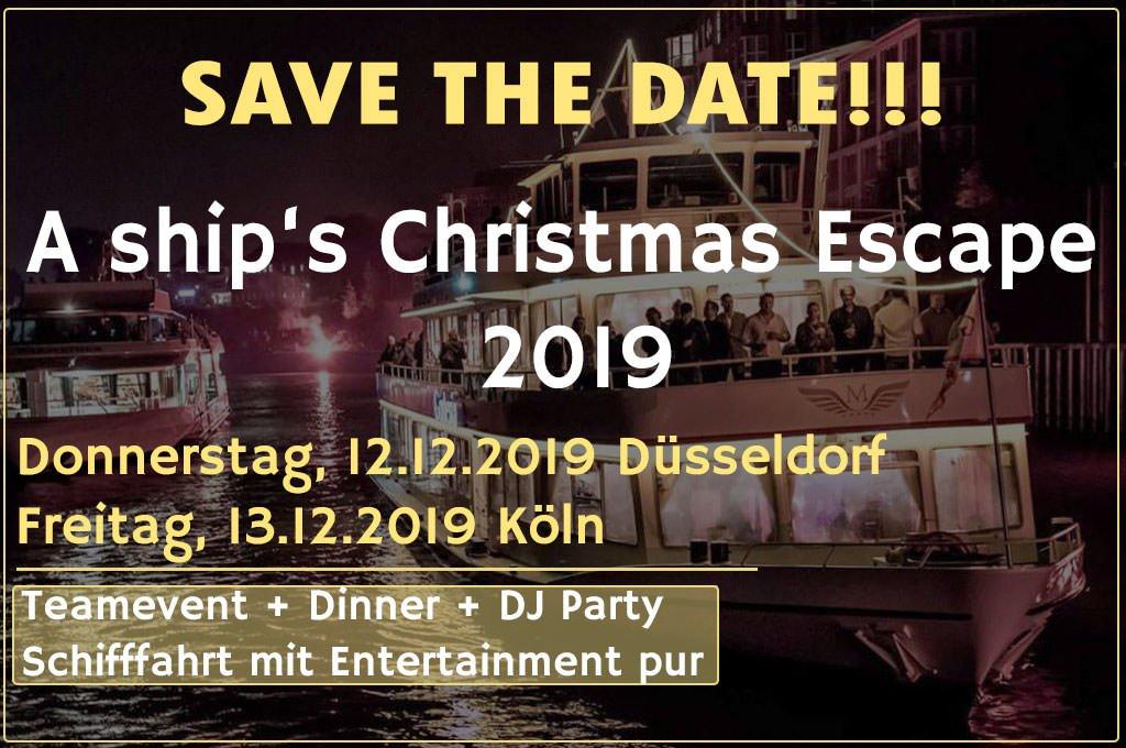 Weihnachtsfeier Schiff Köln.Schiffsparty Hashtag On Twitter