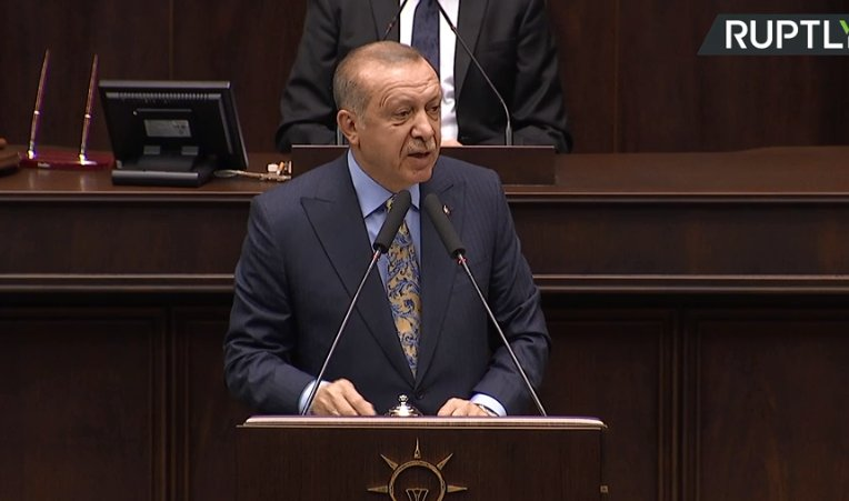 LIVE NOW  'There are signs that it wasn't a momentary killing but planned' -  Erdogan   https://t.co/bYT3V8aoTz  #Khashoggi