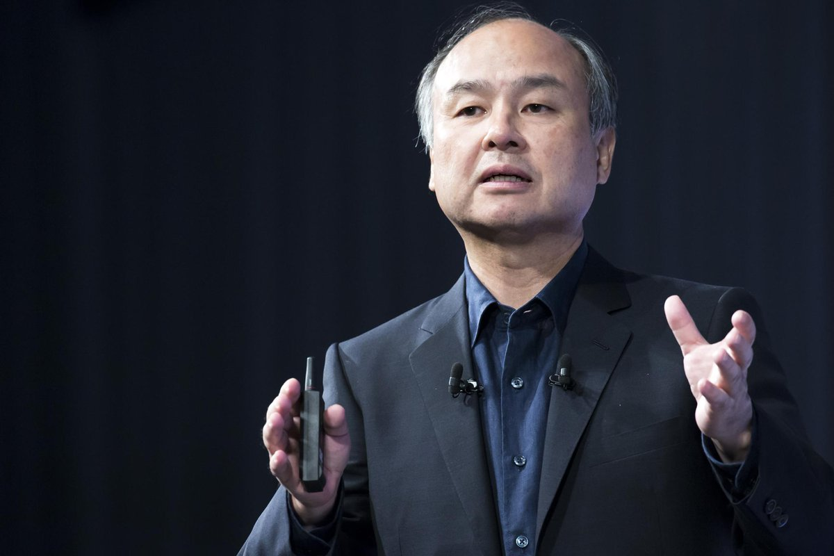 SoftBank's CEO Won't Speak at 'Davos in the Desert' Even Though Saudi Arabia Put $45 Billion Into His Vision Fund https://t.co/j5ADkCGSXo