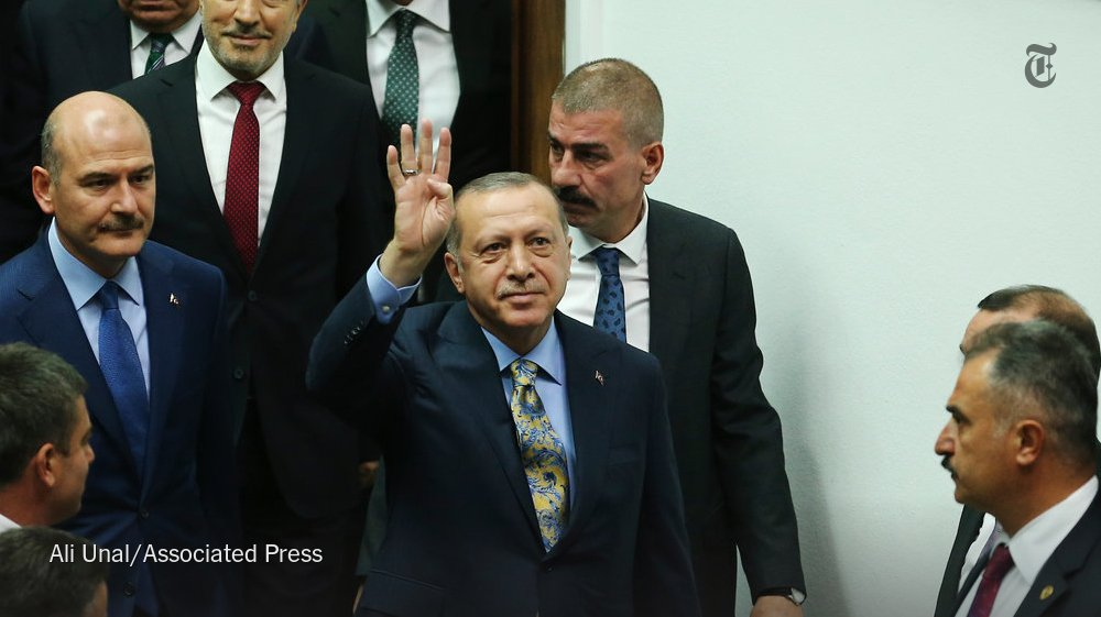 Breaking news: After more than two weeks of carefully orchestrated leaks, President Recep Tayyip Erdogan of Turkey said that a team including Saudi generals had flown in to kill the journalist Jamal Khashoggi https://t.co/jTkdGJLhbT