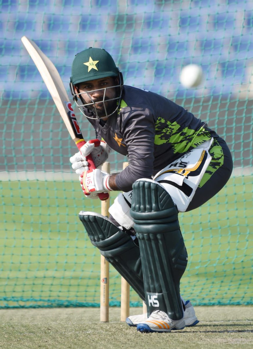 Pakistan Announce Playing Eleven For First T20I Against Australia