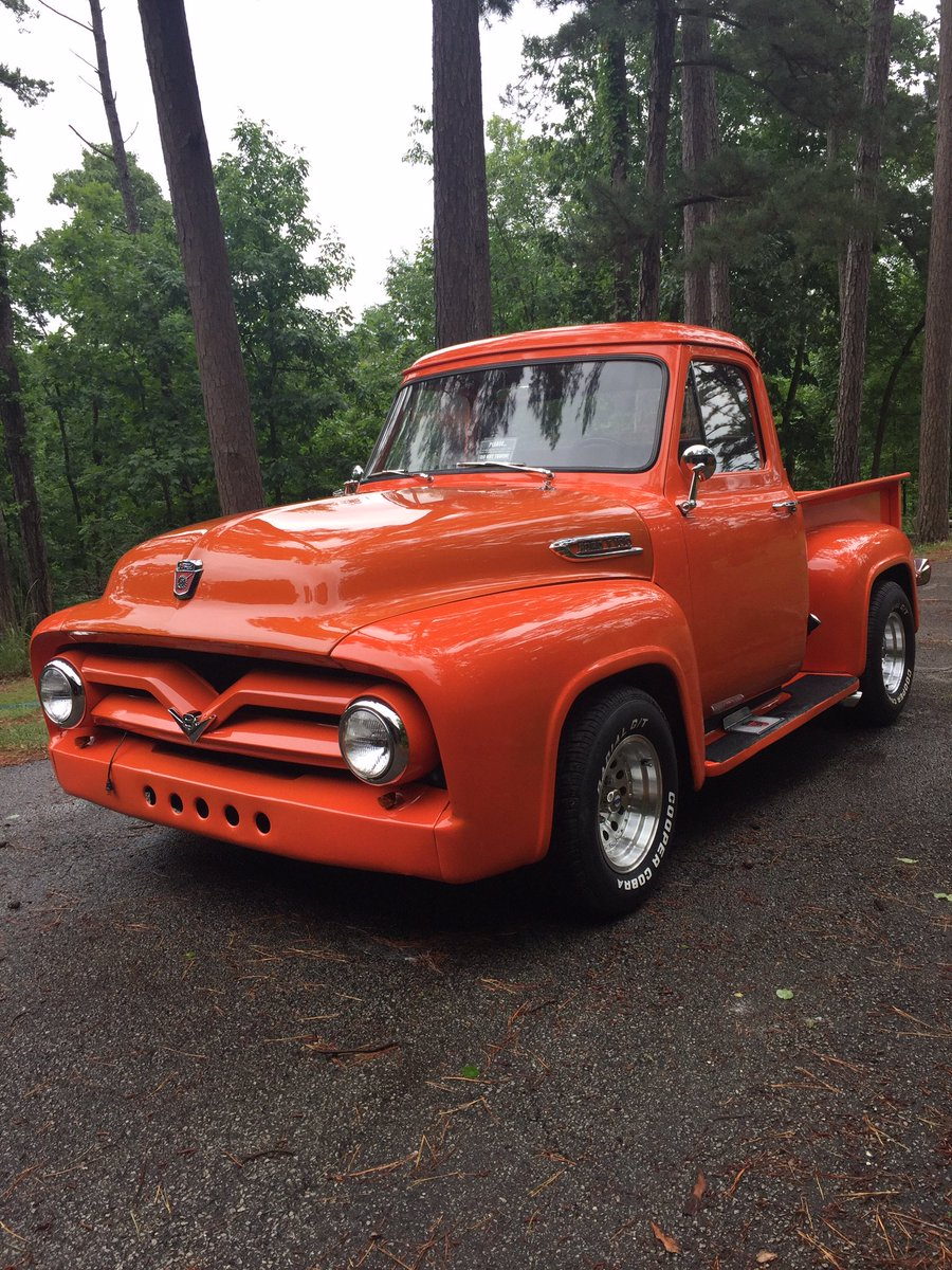 Old Ride On Twitter Forsale 1954 Ford F100 Pickup Every Truck Operational Part Has Been Inspected Rebuilt Or Replaced 10 Years The Paint Very Reliable And A Real Head