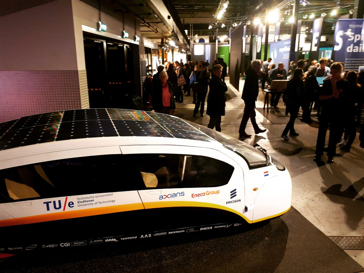 Solar Team Eindhoven On Twitter Another Day Of Mind The Step Best The World S First Solar Powered Family Car Solar Team Eindhoven