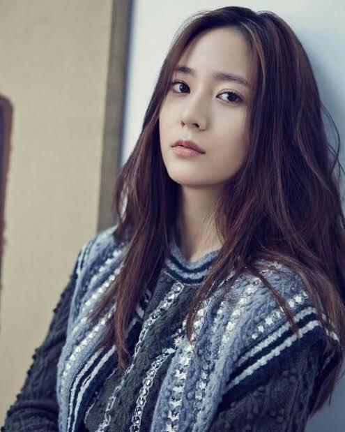 Happy birthday shinning shimmering Krystal Jung