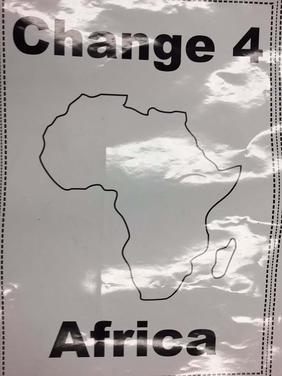 Map Of Africa Song.Penllergaer Primary On Twitter Year 5 6 Have Been Collecting Spare