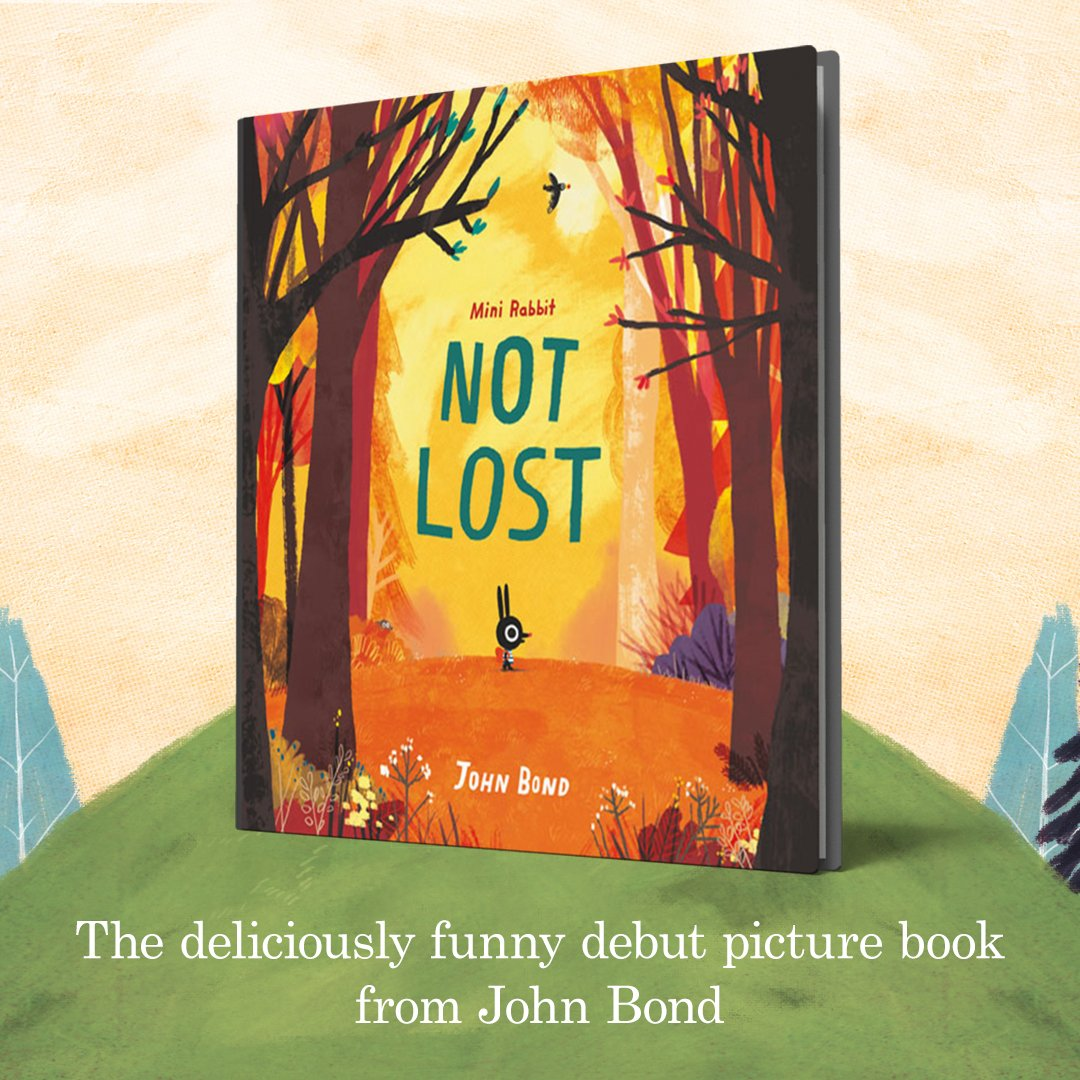 Only two days left to grab your tickets for @iamjohnbond 's event at @Foyles Charing Cross! See first hand how John brings Mini Rabbit and his friends to life with a storytelling a draw along! Follow the link to get tickets: http://ow.ly/O4Rs50jeKHE  #MiniRabbitNotLost