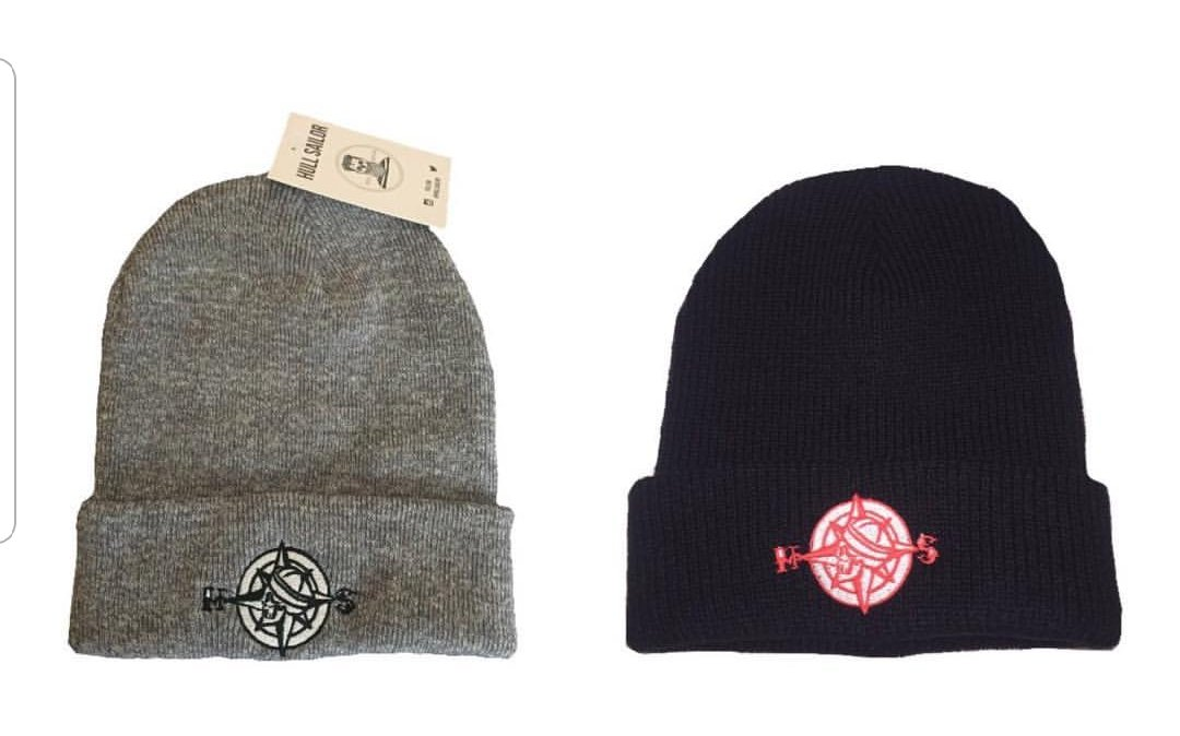 Returning to the store later this week Hull Sailor beanies https://t.co/juTHtlbglJ https://t.co/FZ00HyvLfB
