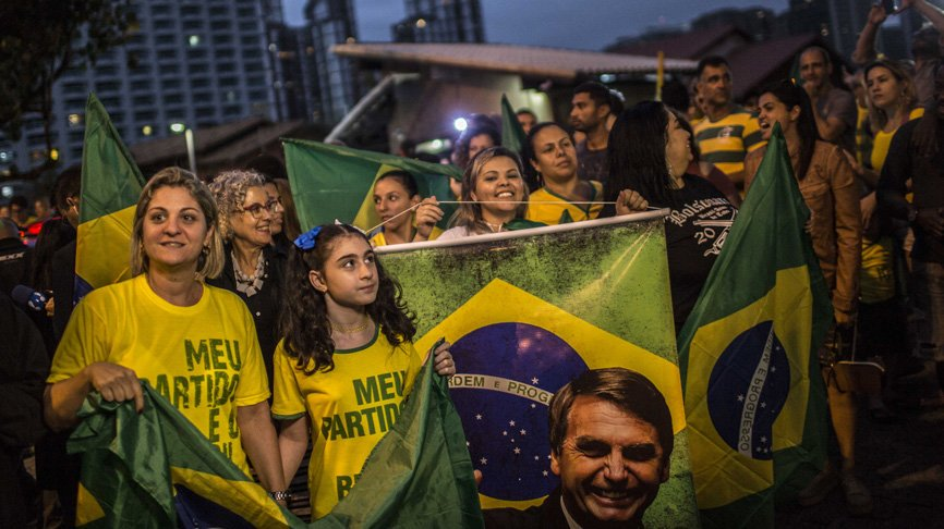 Brazilian election: join experts @antoniosamp and @awynnepereira in London on 29 October, the day after the final vote, as they discuss the result and its consequences. https://t.co/TGVKzvG9WF