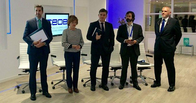 Atos apoya el Mercado Único Digital Europeo a través de su Red de Competencias...