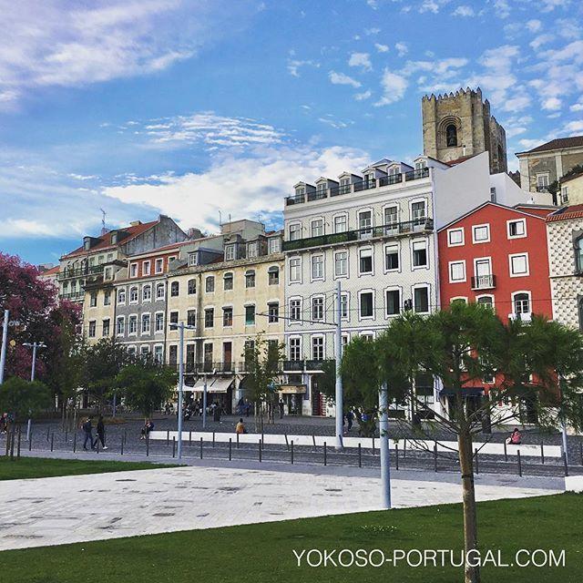test ツイッターメディア - カラフルなリスボン。 #リスボン #ポルトガル https://t.co/heOGK5jC9b