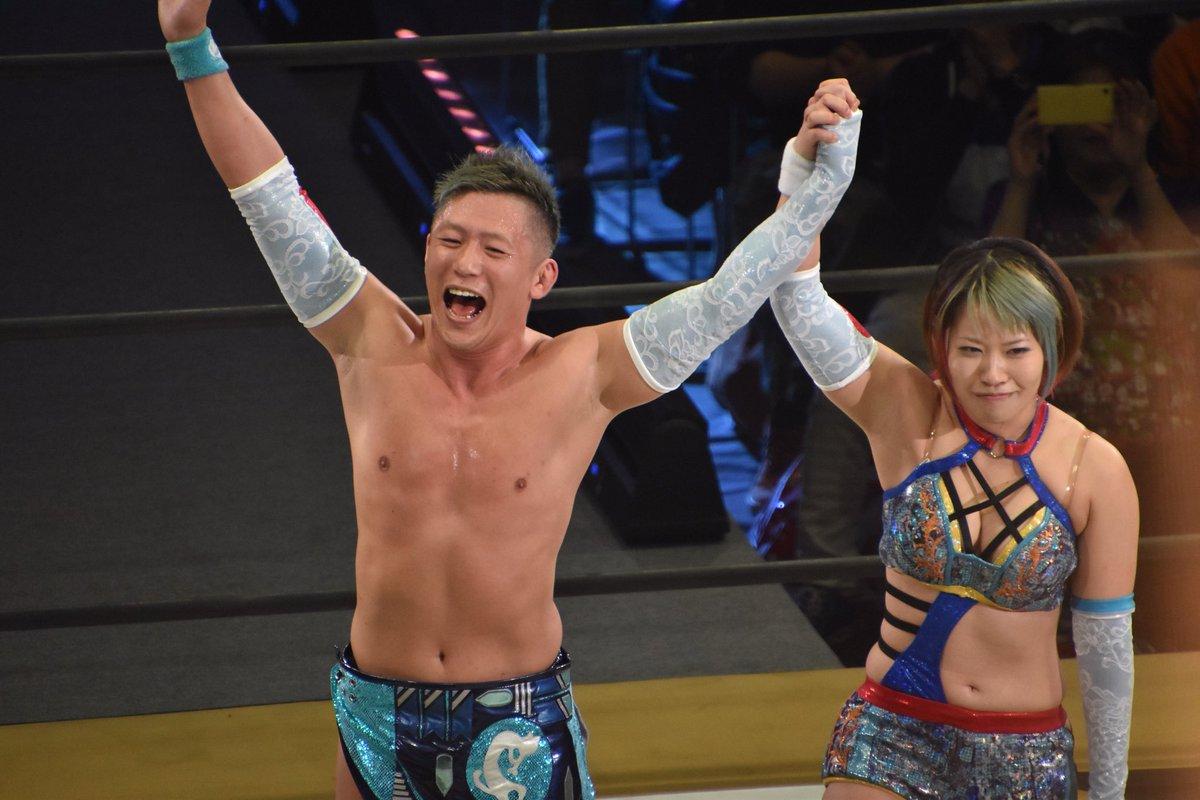 "DDT:""Ryogoku Peter Pan 2018"" La consagración de Daisuke Sasaki 6"