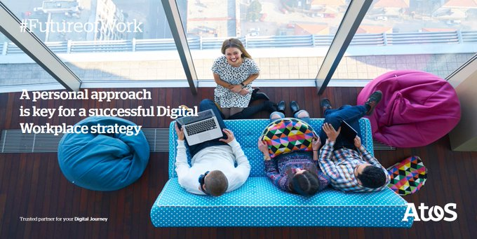 Läuft Ihre #DigitalWorkplace-Strategie einwandfrei? @bstroeken gibt Tipps, wie man Silos abbaue...