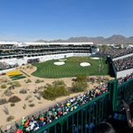Image for the Tweet beginning: #TuesdayThoughts on TPC Scottsdale, Host