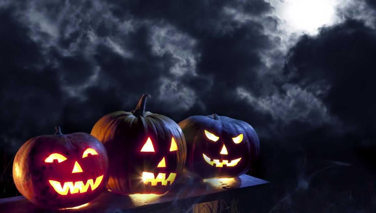 хэллоуин в новый год картинки запросу дом