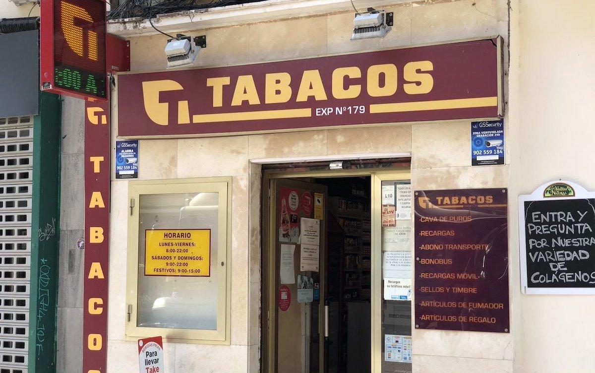 """Los estanqueros tendrán que gritar """"¡Vas a morir!"""" a los clientes que compren tabaco https://t.co/HM0qpIUkAw"""