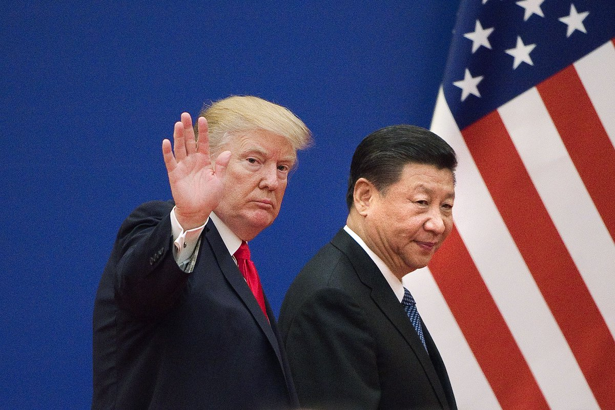 JUST IN: Trump and China's Xi will meet at next month's G-20 summit in Argentina. according to the White House