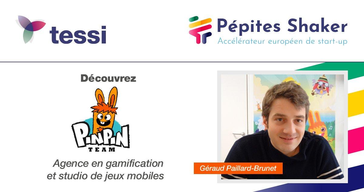 #PépitesShaker : êtes-vous prêt à vous prendre au jeu ? @PinpinTeam, c'est l'agence en gamification qui répond à toutes les problématiques d'engagement des utilisateurs. Motiver, coacher, fidéliser vos employés et vos clients grâce à la gamification ! tessi.fr/non-classe/pin…