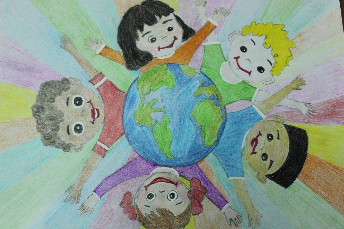 Картинки на тему дети мир