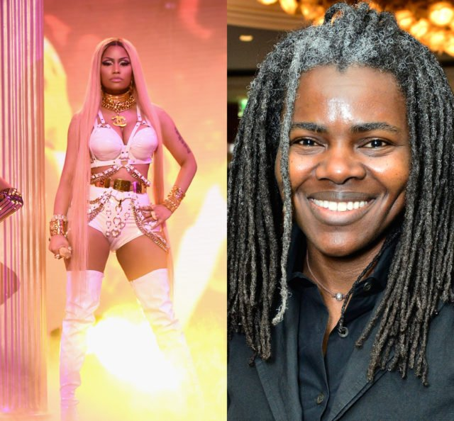 Nicki Minaj sued by Tracy Chapman over un-cleared song use https://t.co/5vPsZTovfn