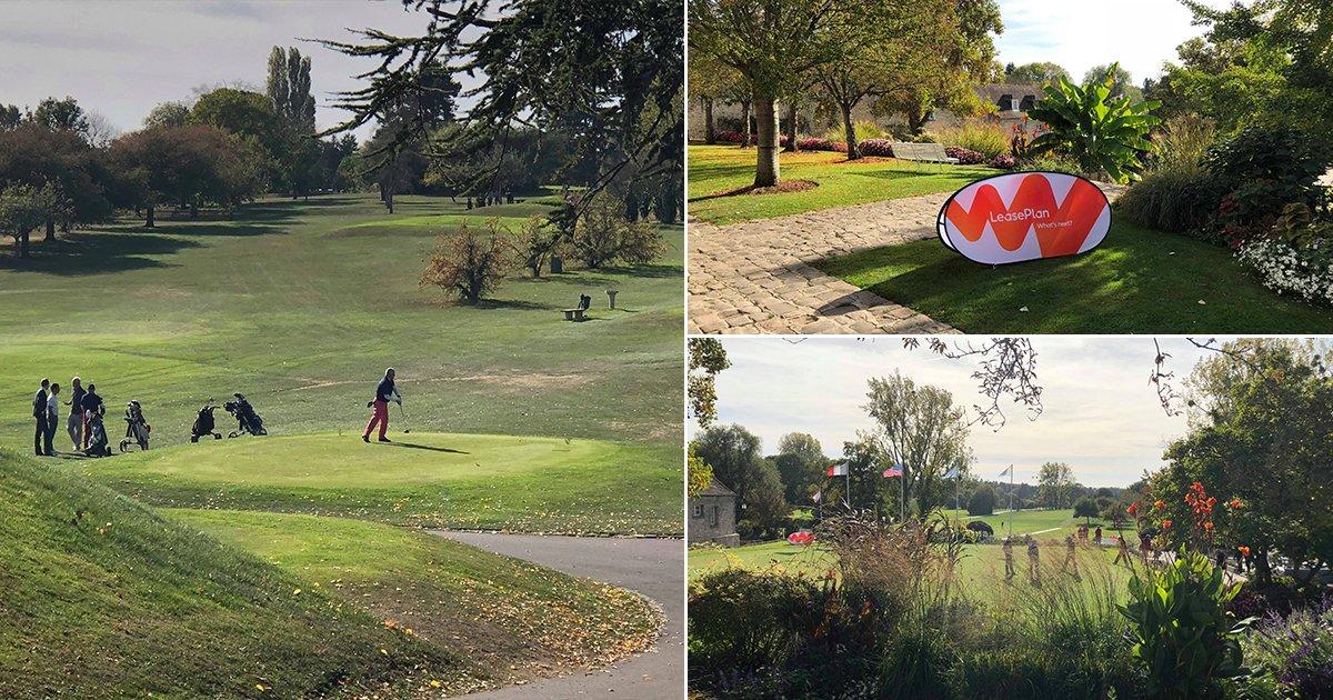 Leaseplan France On Twitter Comme Chaque Annee Leaseplan Organise Son Traditionnel Tournoi De Golf Dans Le Mythique Golf De Saint Nom La Breteche Une Tres Belle Journee Sur Le Green Https T Co 2ewuonovks