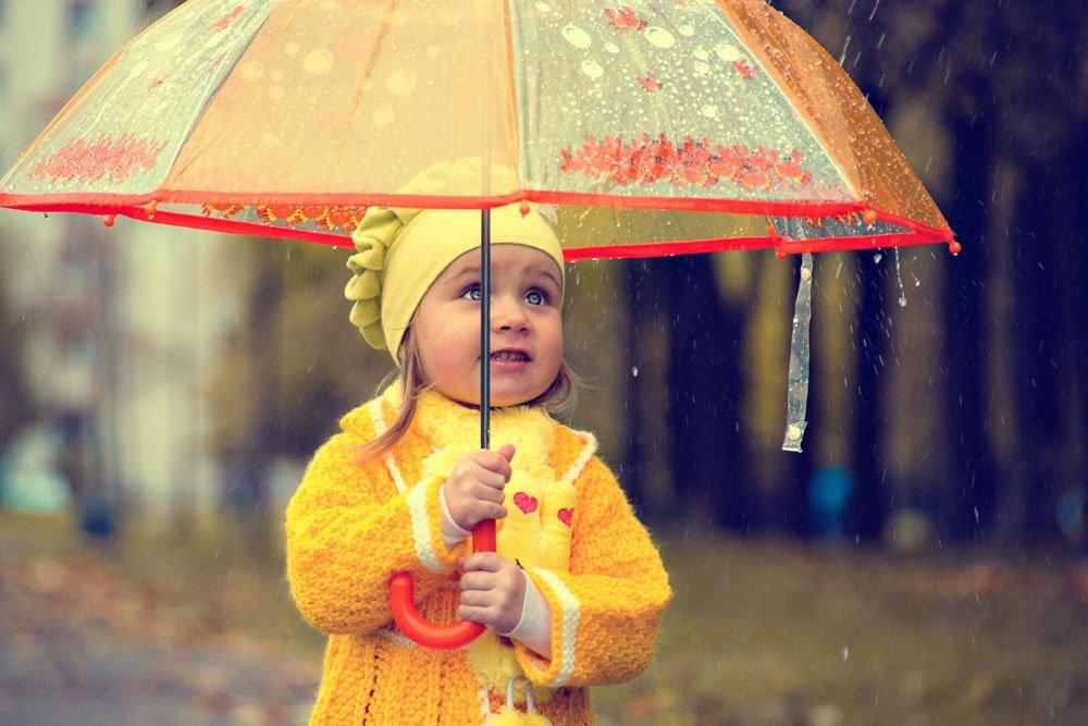 Холодная осень картинки для детей