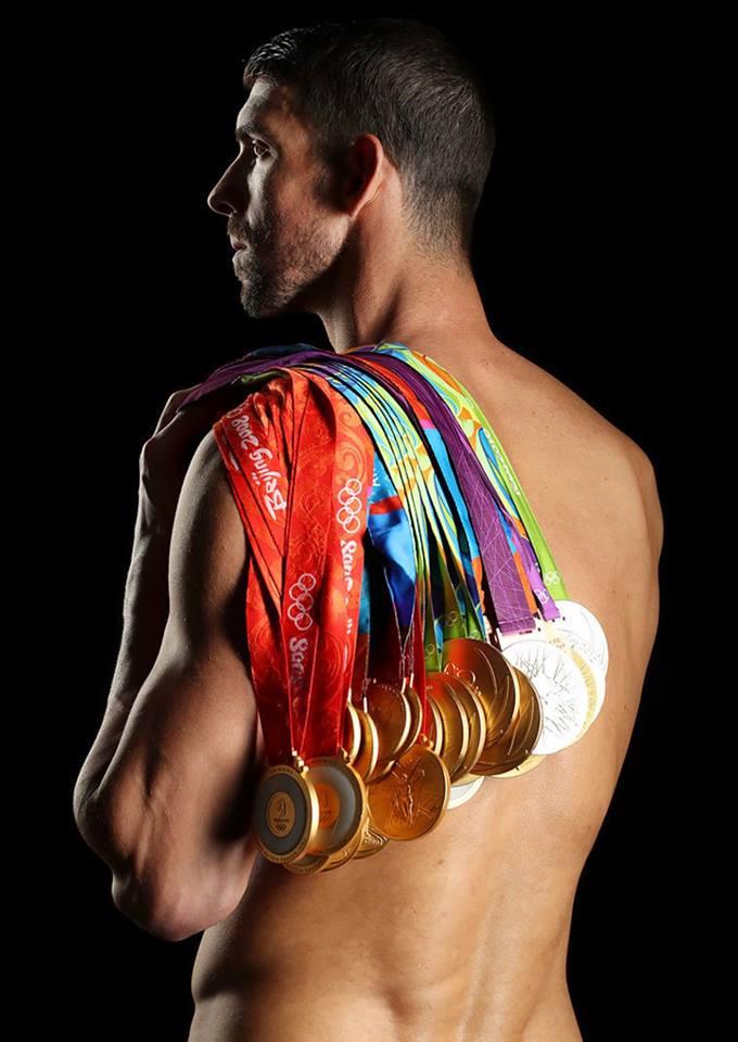его фотографии спортсменов с медалями прошлой неделе прошлись