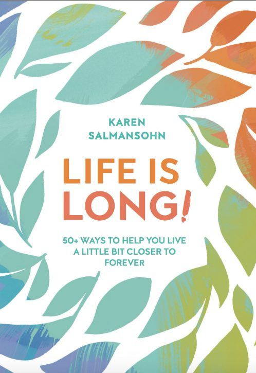 Want to slow down your body's aging process and live longer and younger? You will love the cutting edge longevity tools in my friend Karen Salmansohn's new book Life is Long: 50+ Ways to Live a Little Closer to Forever: https://t.co/tpBP15Nt9J