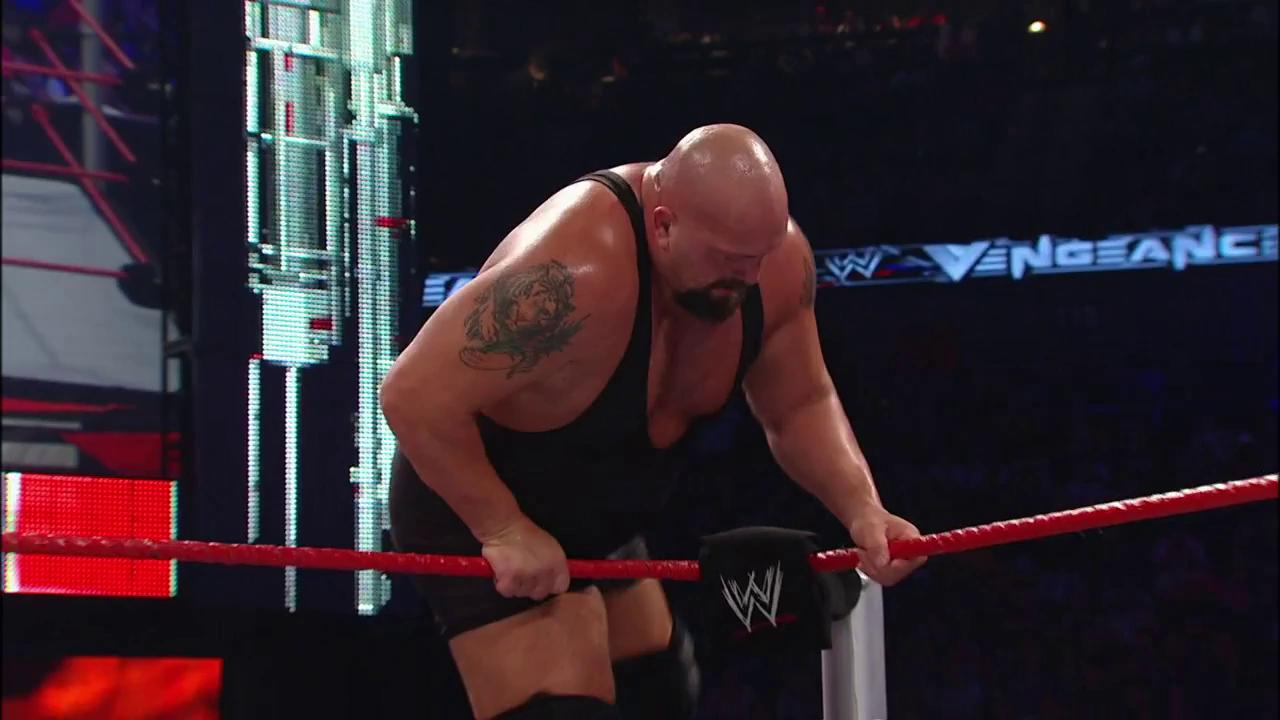 ON THIS DAY: Seven years ago at #WWEVengeance, @WWETheBigShow and @TheMarkHenry did THIS. https://t.co/szbErGfpIU https://t.co/LkuTDKL4TM