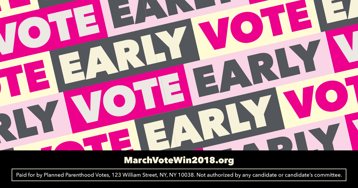 VOTE if you care about:  -reproductive rights -LGBTQ rights -immigrant rights -ending gun violence -economic justice -ending white supremacy -the environment -smashing the patriarchy -voting rights  #TakeItBack: https://t.co/cvawam362n