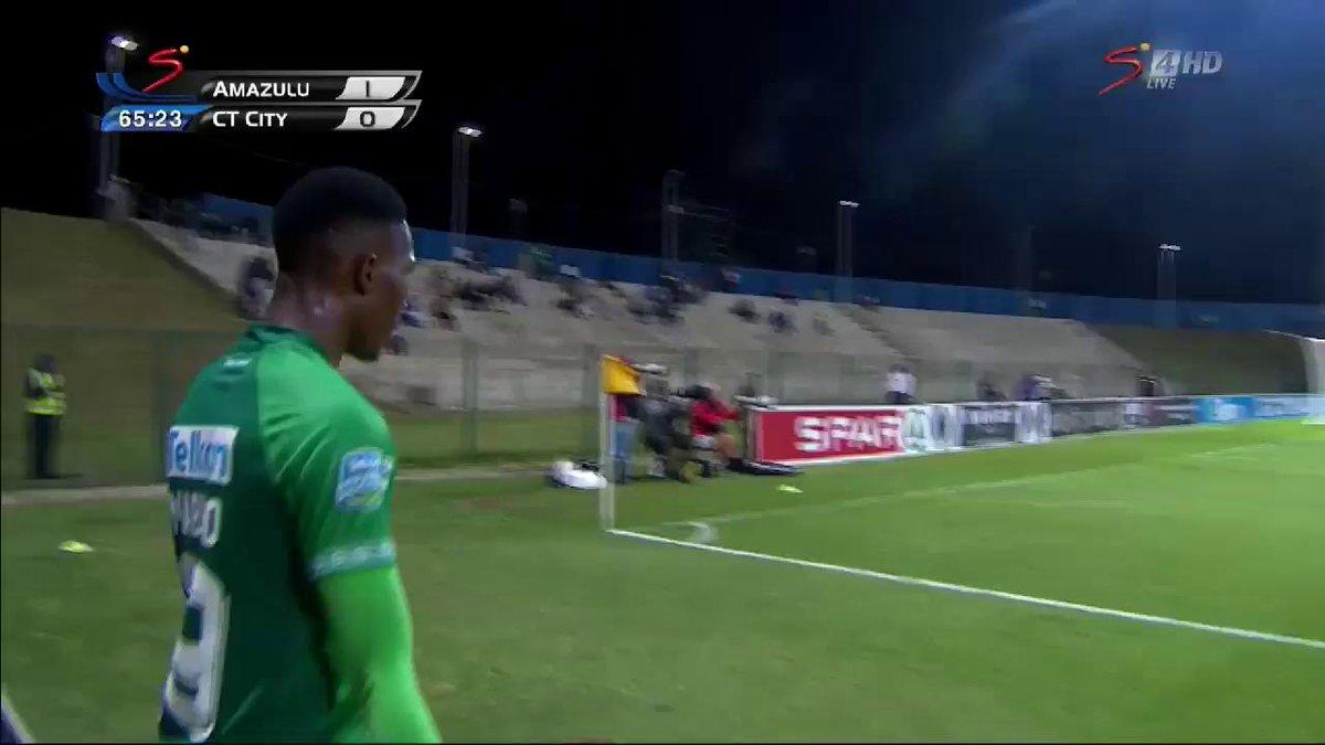 #TKO2018 Result:  AmaZulu FC 2-0 Cape Town City