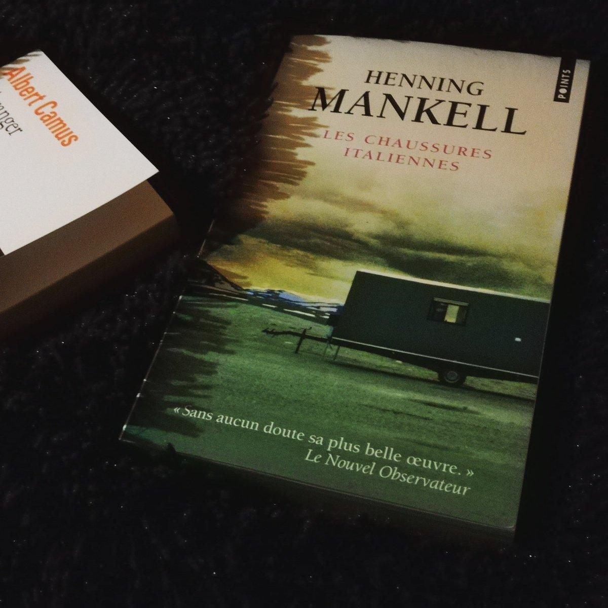 c61c7dd7a03f74 Deal: tu termines ton cours sur Camus avant 23:00 et tu as le droit de  commencer Les Chaussures italiennes. #deal #livre #reading #lecture #roman  ...