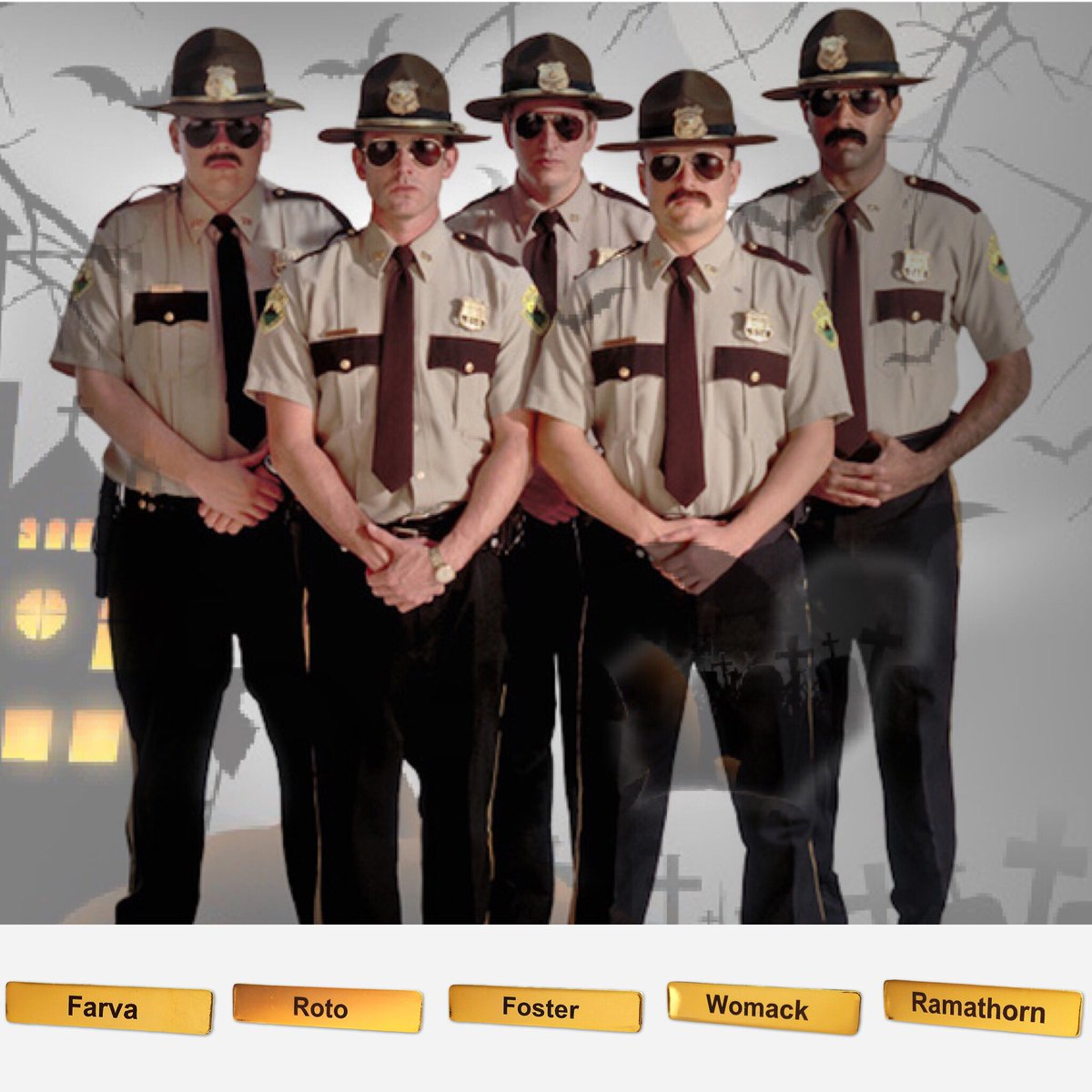 Complete Your Super Troopers Halloween Costume With Our ...