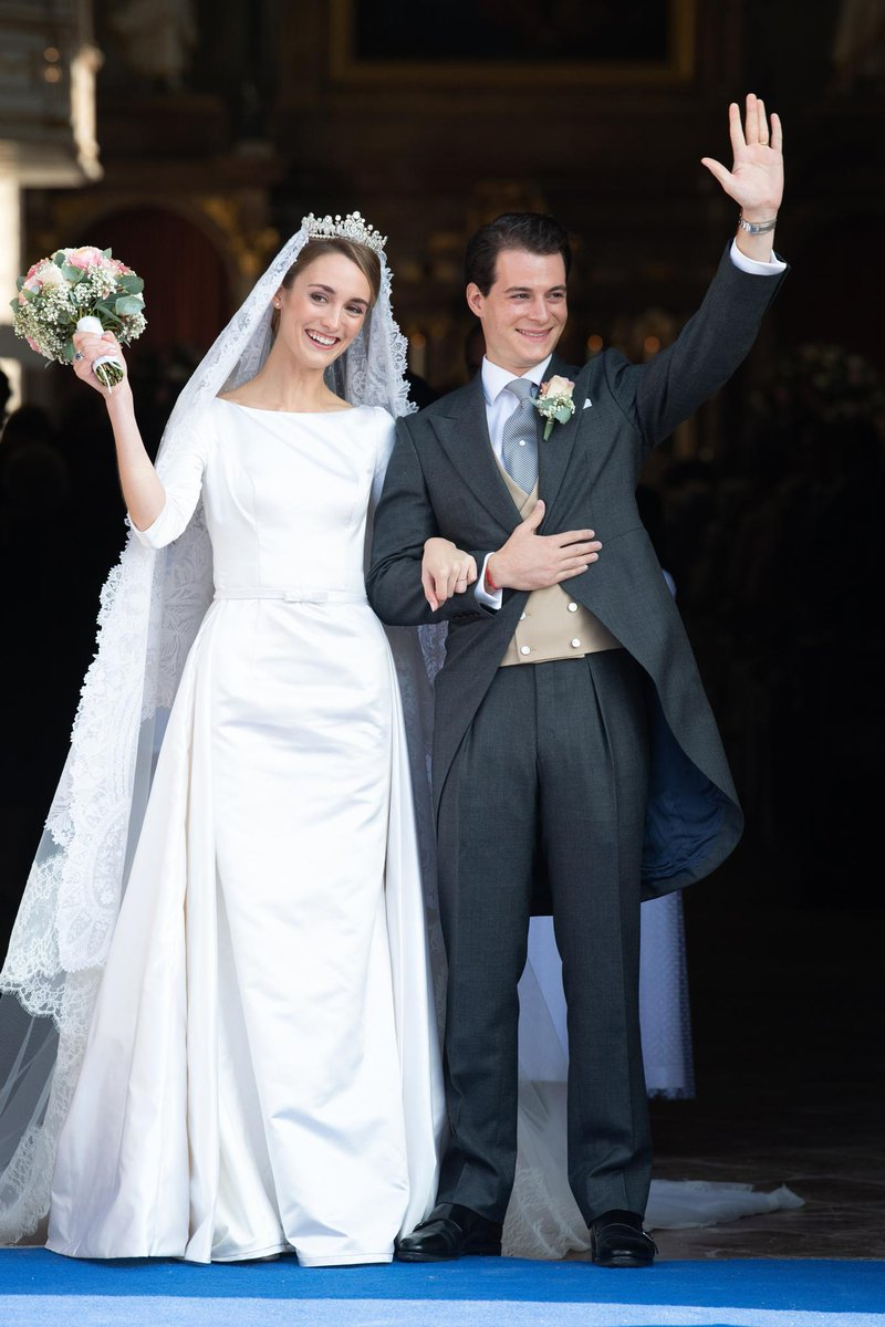 Another Royal Wedding! Duchess Sophie Württemberg of Germany Marries Count Maximilien of Andigné https://t.co/VbpnrsveyV
