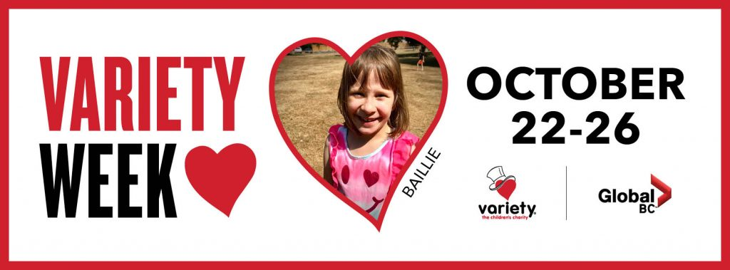 Can I pls get a RT for @VarietyBC #VarietyWeek? @colinodonoghue1 @LanaParrilla @thematineemusic @dallassmith Tune into @GlobalBC Oct 22-26 to meet families + BC kids with special needs that you can help. Text KIDS to 45678 ($20 donation) or go online: http://tccbc.convio.net/goto/miss604
