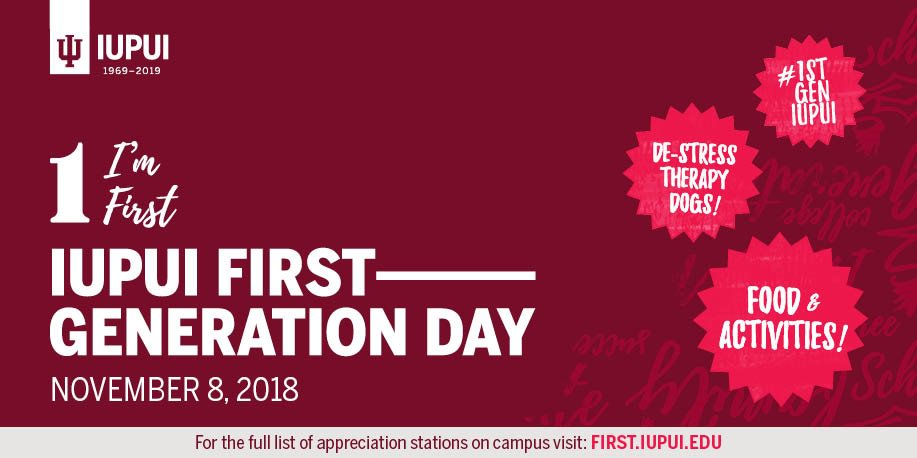 Iupui Financial Aid >> Iupui Financial Aid On Twitter Today Is Iupui S First
