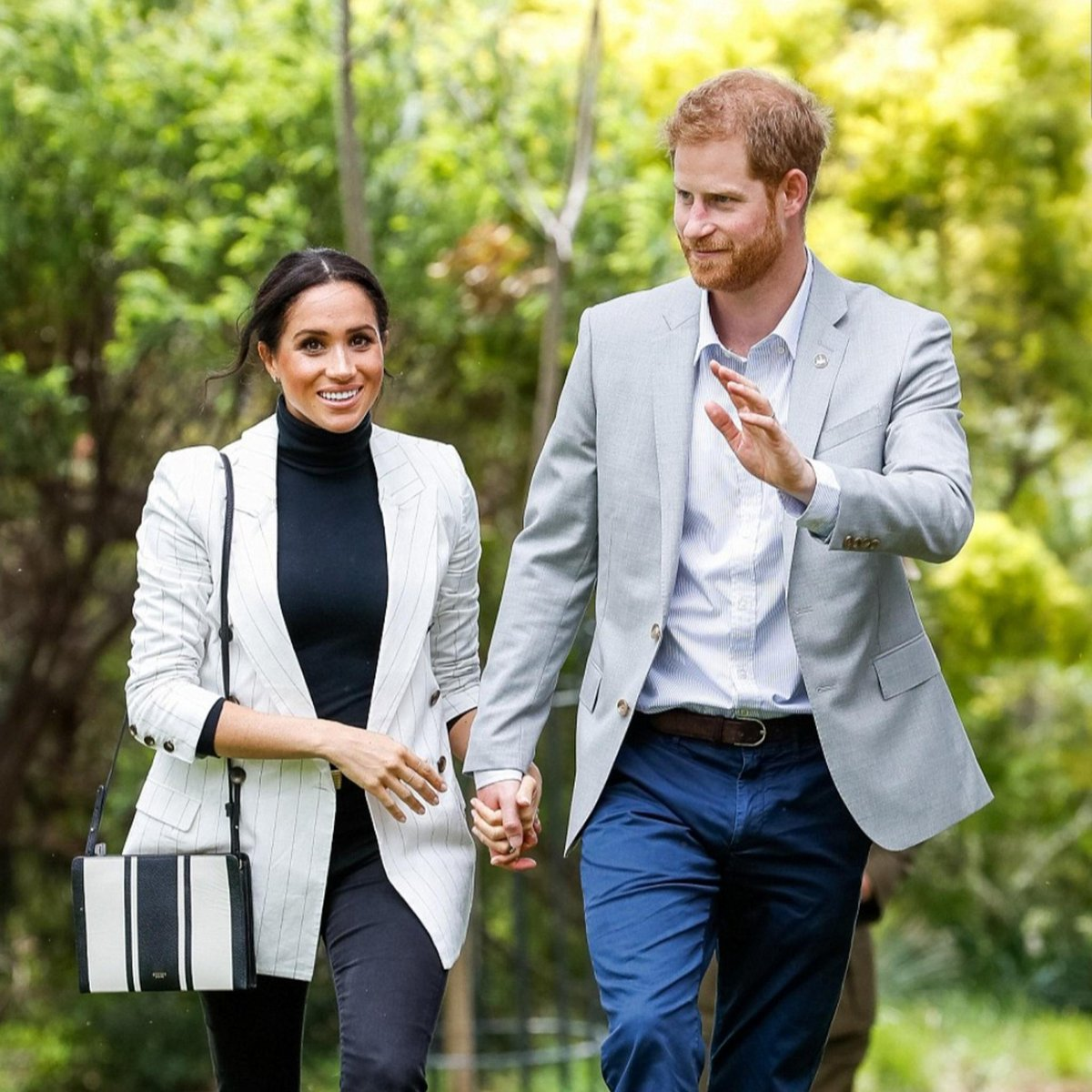 Meghan Markle and Prince Harry Have Reportedly Pushed Back U.S. Visit Until After Their Baby Arrives https://t.co/ylWIZtQ3xI