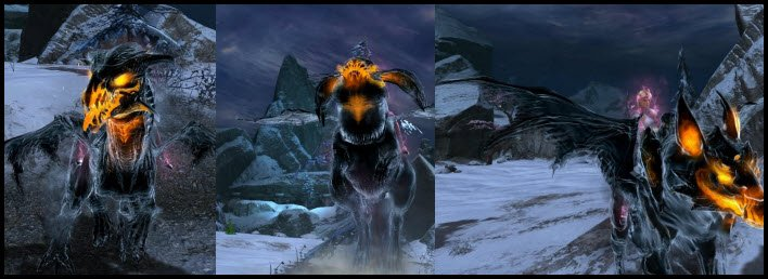 GW2 Mad Realm Mounts Pack now available in the gemstore for 1600
